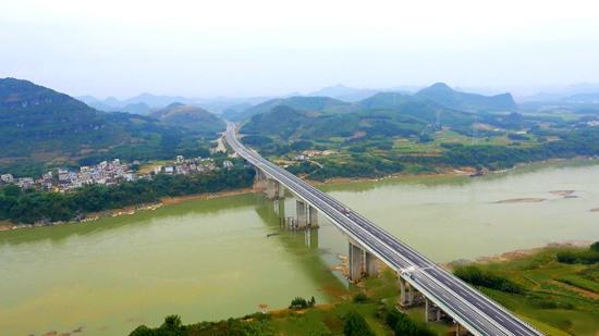 盘龙柳江特大桥2