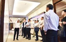 战略协同 业务合作——中国长城资产与华邦控股举行交流会