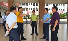 湛江市教育局局长李更盛调研新南方学校